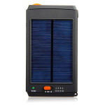 11200mAh Solar Power Bank Panel Charger For Laptop Mac Accessories