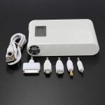 12000mAh LED Energien Bank Ladegerät für iPhone Smartphone Gerät