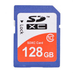 128G SDXC Class 10 SD3.0 SD Card SD Memory Card For Apple Accessories