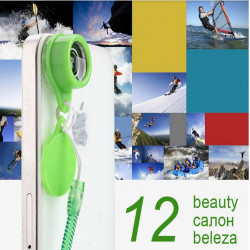 12pcs Wide Angle Jelly Lens Fish Eye For iPhone Digital Camera