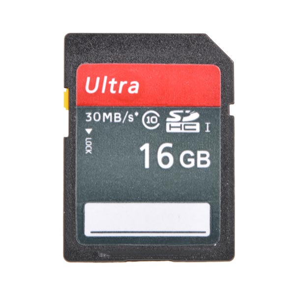 16G Class 10 SD3.0 SD Kort SD Memory Kort för Apple Accessories iPhone 6 Plus