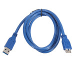 1m USB 3.0 Type A Male to Micro B Male Extension Cable Cord Adapter Mac Accessories