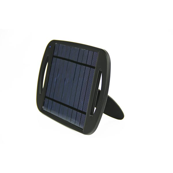 2.5W Solar Pannel Charger Power Bank Cover For Smartphone iPhone 5 5S 5C