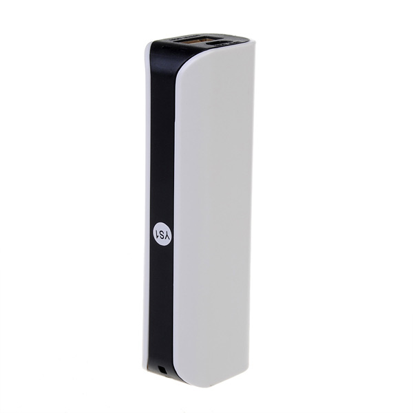 2600mAh Portable External Battery Power Bank For iPhone Smartphone iPhone 5 5S 5C