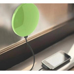 2600mah Window Stick Solar Backup Battery Power Bank For iPhone iPhone 5 5S 5C