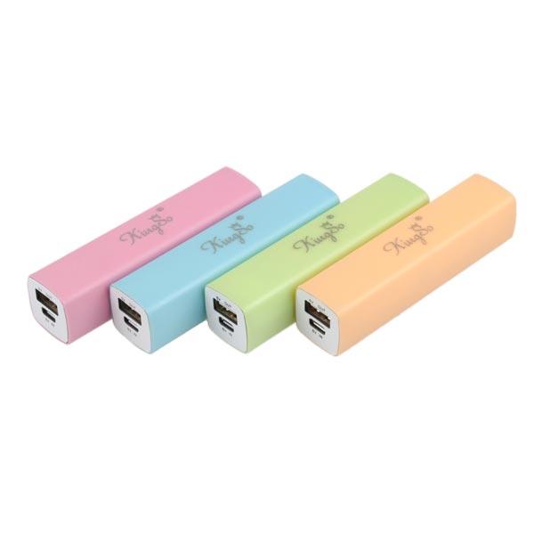 2800mAh Externt Backup Batteri PowerBank för iPhone Smartphone iPhone 6 Plus