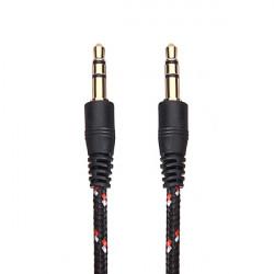 2meter 3,5 mm Audio Stecker auf Stecker Kabel für iPhone Smartphone