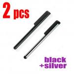 2 Stylus Pen for Motorola Xoom iPad2 Samsung Galaxy Tab iPad Accessories