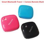 2 i 1 Smart Bluetooth Tracer och Kamera Remote Fjärrutlösare för iPhone iPhone 6 Plus