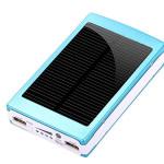 30000mAh Solar Oplader Battery Powerbank til iPhone6 Smartphone iPhone 6