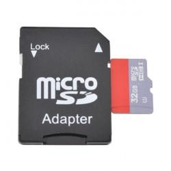 32G Klass 10 SDHC TF Kort Bicolor Micro SD-kort för Apple Tillbehör