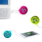 3.5mm Mini Audio Speaker For iPhone Smartphone Device iPad Audio & Speakers