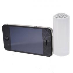 3,5 mm Mini tragbare Stereolautsprecher für iPhone Smartphone Gerät