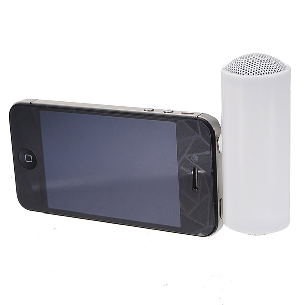3.5mm Mini Portable Stereo Speaker For iPhone Smartphone Device iPad Audio & Speakers