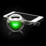 3.5mm Portable Mini Music Speaker For iPhone6 6+ Smartphone Device iPad Audio & Speakers