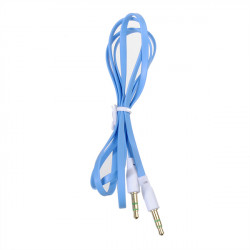 3.5mm Stereo Audio Auxiliary Aux Cable For iPhone Smartphone Device
