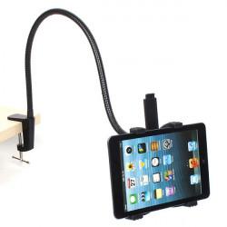 360° Roterande Desk Bed Ställ Mount Hållare för iPhone iPad 2 3
