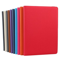 360 Degree Rotating Stand PU Leather Case Cover For iPad Air
