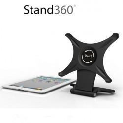360°  Rotation Lazy Säng Hållare Ställ  för iPad 2 3 4
