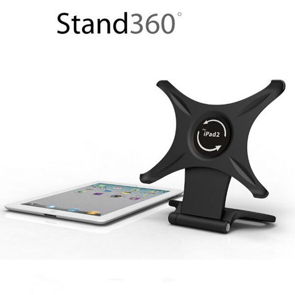 360°  Rotation Lazy Säng Hållare Ställ  för iPad 2 3 4 iPad Tillbehör