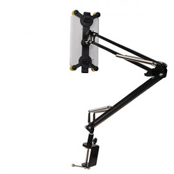 360 Rotation Telescopic Aluminium Alloy Stand Bracket Holder Stand
