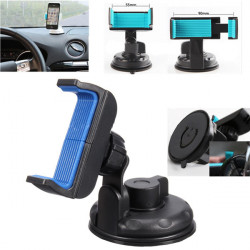 360°Universal Car Windshield Suction Cup Holder For iPhone Cellphone