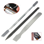 3 i 1 Mobile Pry Reparation Opening Tool Kit Set til iPhone Mobil iPhone 6 Plus