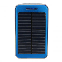 4800mAh Solar Charger Battery Power Bank für iPhone6 Smartphone