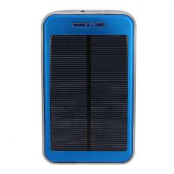 4800mah Solcellsladdare Batteri Powerbank för iPhone6 smartphone