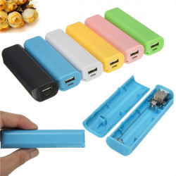 5V USB Power Bank 18650 Battery DIY Box Charger For iPhone