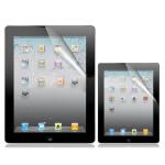 5 X Clear Spegelyta Design Skärmskydd för iPad Mini iPad Tillbehör