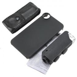 60x til 100x Zoom LED Digital Microscope Micro Camera Lens til iPhone 4