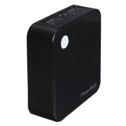 7800mAh Dual USB Batteri PowerBank Laddare DIY Box för iPhone