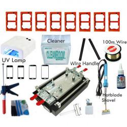 7inch Lcd-Skärm Pekskärm Glas Separator Repair Tool Kit