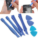 8 In 1 Triangle Demontering Plast Pry Reparation Åbningsværktøj Kits Sæt iPhone 5 5S 5C