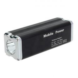9000mAh Externt Mobile Batteri PowerBanken för iPad iPhone Mobiltelefon