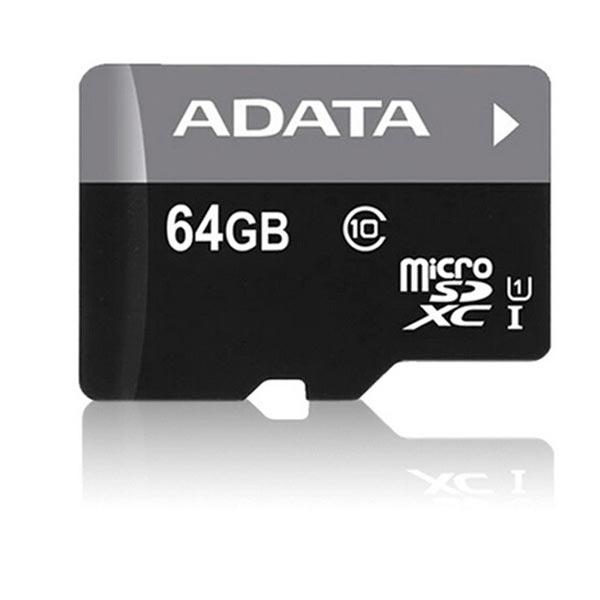 ADATA 64G Klass 10 TF-kort Micro SD-kort för Apple Tillbehör iPhone 4 4S