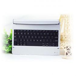 Aluminium drahtlose Bluetooth Tastatur Kasten Standplatz für iPad Air2