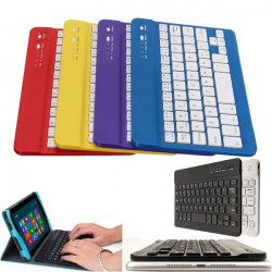 Aluminum Wireless Bluetooth Mini Keyboard For MAC IOS