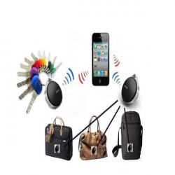Anti-Lost Device Bluetooth 4.0 Alarm Object Finder för Apple Products