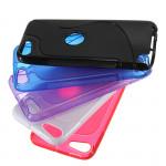 Apple iPod Touch 5 S-Line Wave Gel TPU Cover Etui Beskyttelse 5 Farver iPod Tilbehør