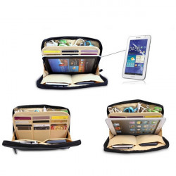 BUBM Single Fashion Sleeve Case Storage Case For iPad Mini