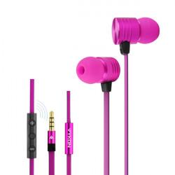 Schöne Design Im Ohr Kopfhörer Draht Metall Mikrofon für iPhone