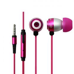 Smukke Headset 3.5mm Setero i Ear Telefoner Cover til iPhone