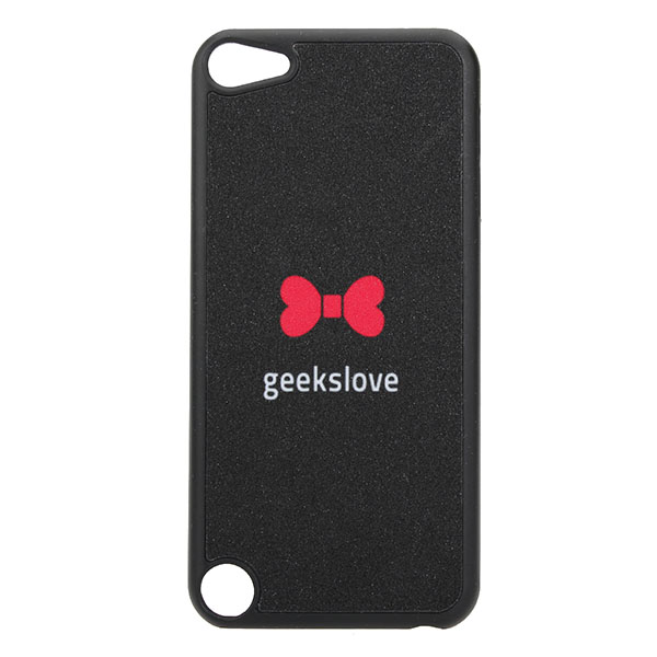 Bling Dejlig Bowknot Design Hård Bagside Cover Etui til iPod Touch 5 iPod Tilbehør