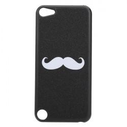 Bling Schöne Schnurrbart Entwurfs harte  Hülle Etui für iPod Touch 5