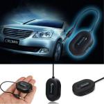 Bluetooth Handsfree Bil Aux Högtalare Music Mottagare Adapter för iPhone Högtalare & Hörlurar