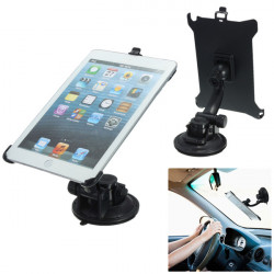 Car 360 Degree Rotation Mount Holder Cup Suction For iPad Mini