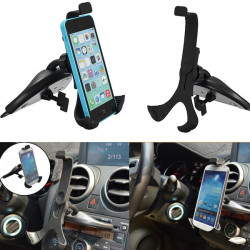 Car CD Dash Slot Mount Holder Dock For iPod iPhone