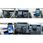 Bil CD Dash Slot Mount Holder Dock til iPod iPhone Smartphone iPod Tilbehør